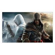 Assassin's Creed. Размер: 100 х 60 см